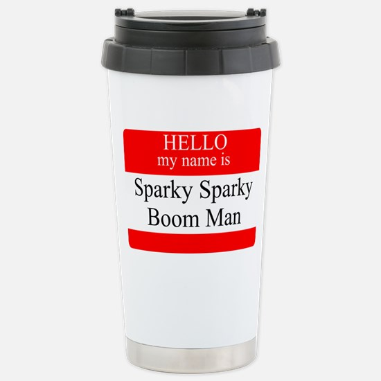 SSBM Stainless Steel Travel Mug