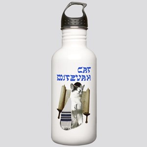 catmitzvah final Stainless Water Bottle 1.0L