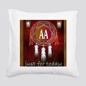 AA INDIAN Square Canvas Pillow