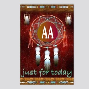 AA INDIAN Postcards (Package of 8)