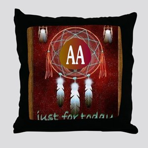 AA INDIAN Throw Pillow