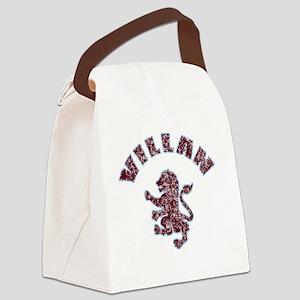 villanfaded Canvas Lunch Bag