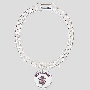 villanfaded Charm Bracelet, One Charm