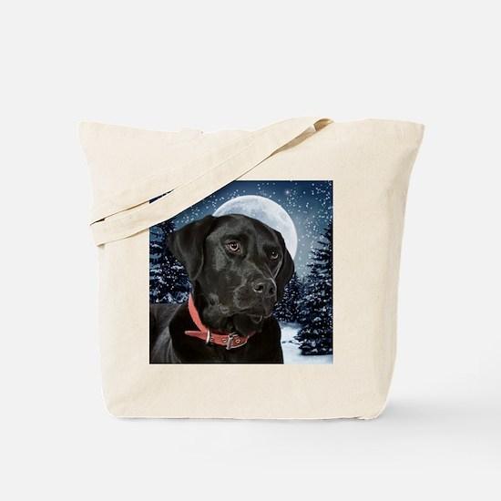 WinterLabOrn Tote Bag