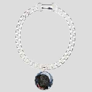 WinterLabOrn Charm Bracelet, One Charm
