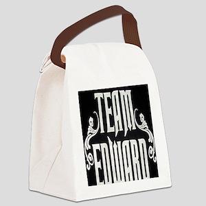teamedwardlarge Canvas Lunch Bag