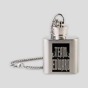 teamedwardlarge Flask Necklace