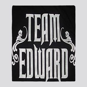 teamedwardlarge Throw Blanket