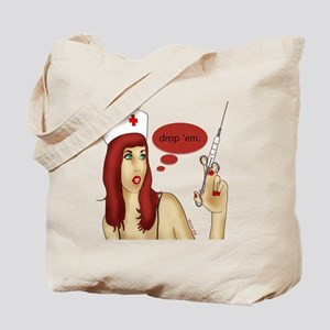 nurse_needle Tote Bag