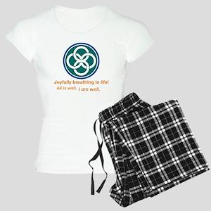 Joyful Celtic Women's Light Pajamas