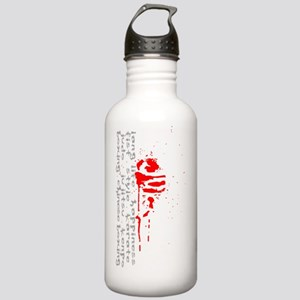 kajukenbo Stainless Water Bottle 1.0L