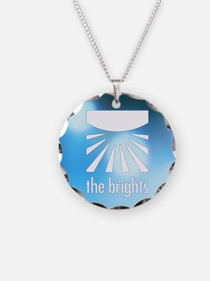 logo url tag Necklace