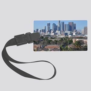 downtown-la Large Luggage Tag