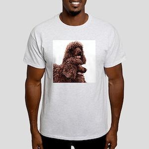Irish Water Spaniel 5x5 Light T-Shirt