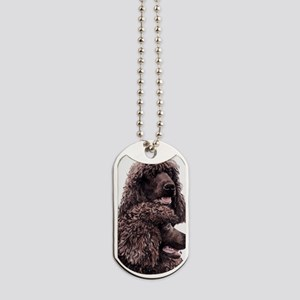 Irish Water Spaniel 2 Dog Tags