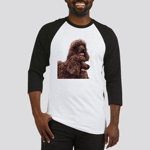 Irish Water Spaniel 5x5 Baseball Jersey