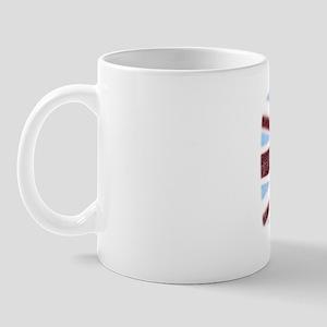 flagpaint copy Mug