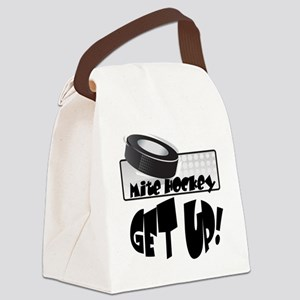 Get Up Canvas Lunch Bag