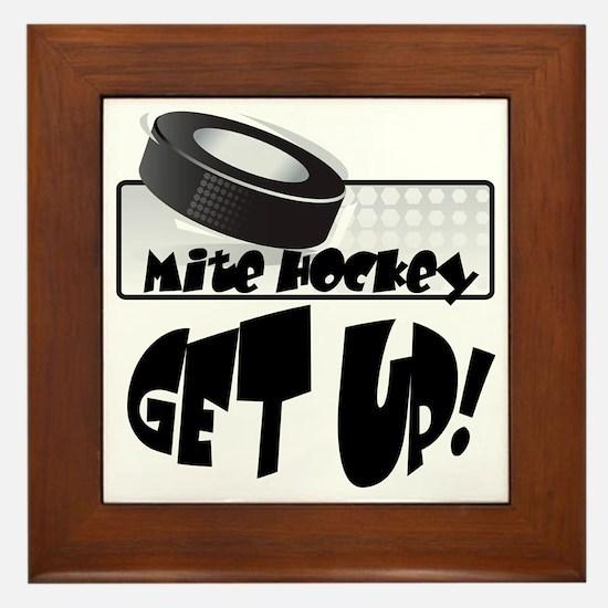 Get Up Framed Tile