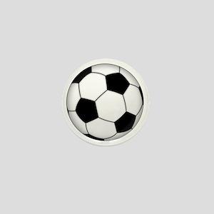 Soccer_ball Mini Button