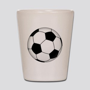 Soccer_ball Shot Glass