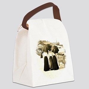 Gibson Girls Canvas Lunch Bag