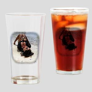 4hjik Drinking Glass