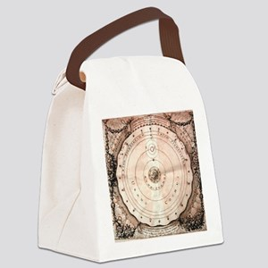 Ancient Astronomy Canvas Lunch Bag