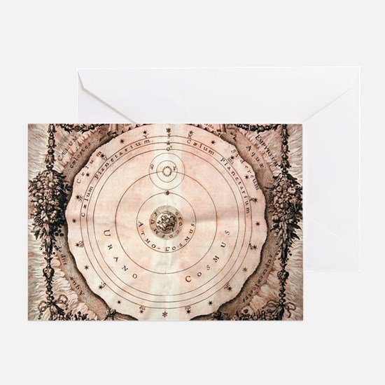 Ancient Astronomy Greeting Card