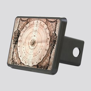Ancient Astronomy Rectangular Hitch Cover