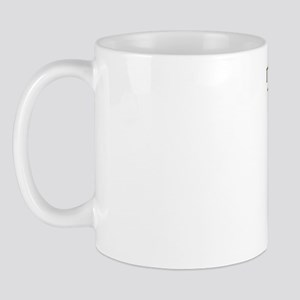 FOOTBALL BLKONWHITE Mug