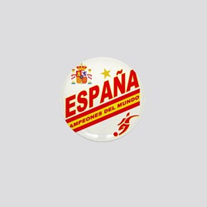 ESPANA champions Mini Button