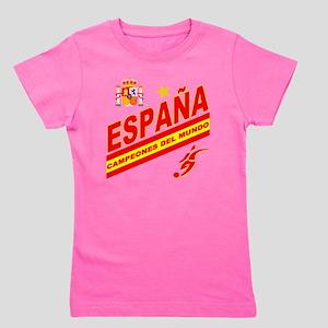 ESPANA champions Girl's Tee