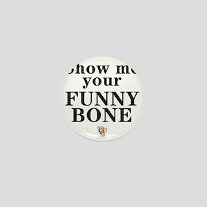 eSarcasm Funny Bone Thong Mini Button