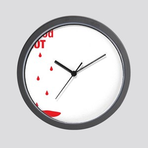 blooddiamondsDrk Wall Clock