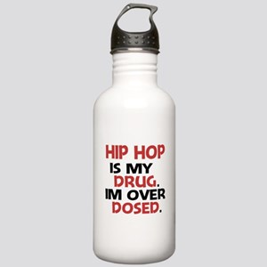 Hip Hop is my Drug. Im Stainless Water Bottle 1.0L