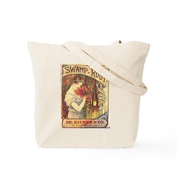 Swamp Root Tote Bag