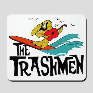 3-trashmen 2 Mousepad