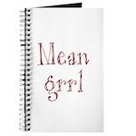 Mean Grrl Journal