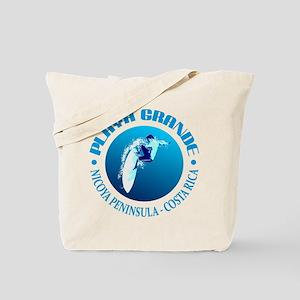Playa Grande Tote Bag