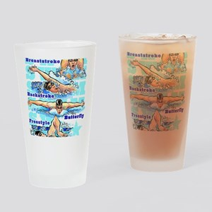 ASwimBoys Drinking Glass