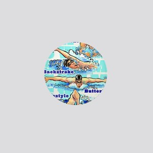 ASwimBoys Mini Button
