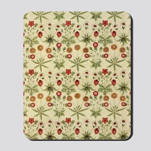 Flower Garden Tapestry Mousepad