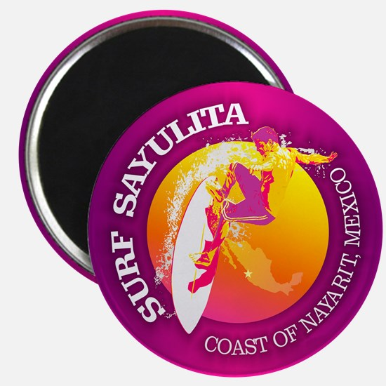 Surf Sayulita Magnets