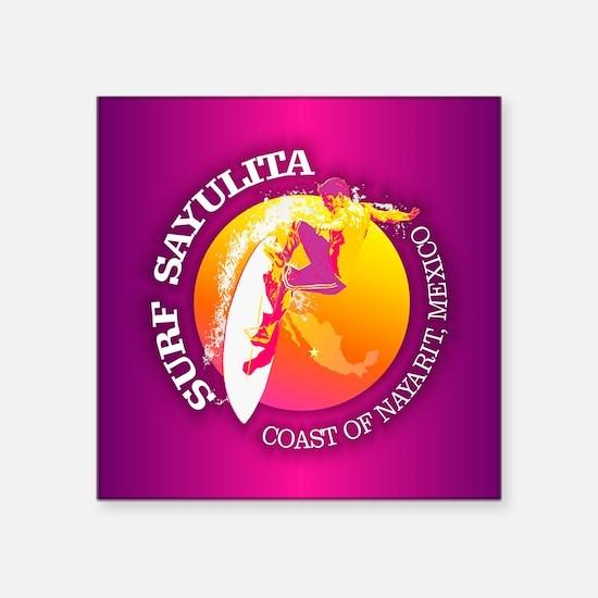 Surf Sayulita Sticker