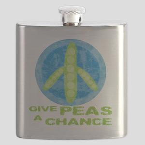 peasChance Flask