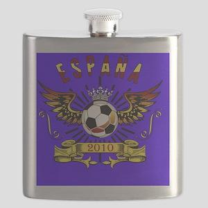 spainbutton Flask