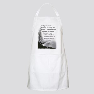 2-TWUSTED SERENITY Apron
