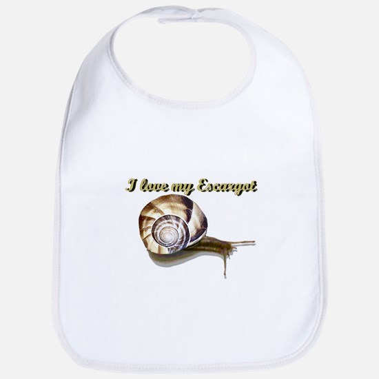 Escargot (snails)- Bib