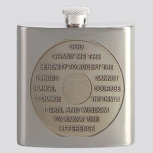 COIN SERENITY Flask